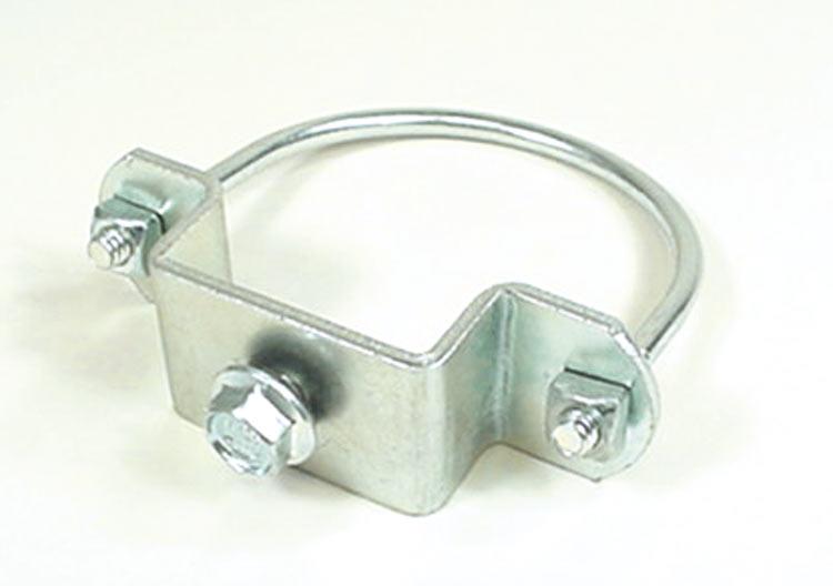 Vc252 2 Stamped U Bolt Bracket Alpine Products Inc