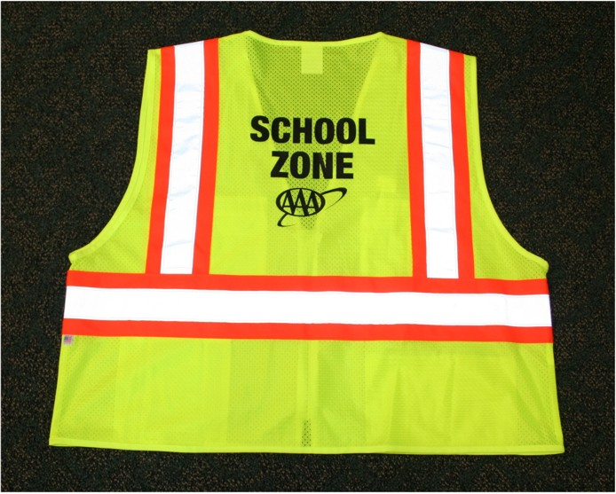 School Zone Vest Alpine Products Inc